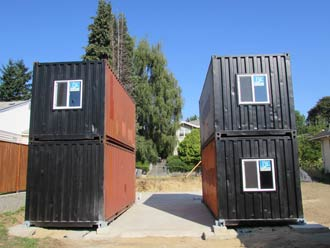 Green Building Container Buildings
